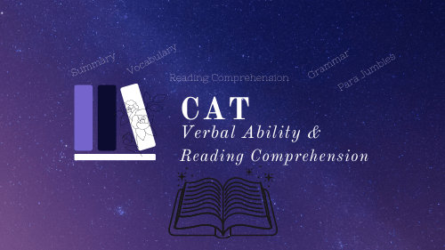 Advice to Aspirants: CAT VARC CAT Notes | EduRev
