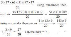 Percentile Booster - Quant: Number system CAT Notes   EduRev