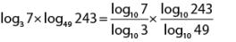 Logarithms CA Foundation Notes | EduRev