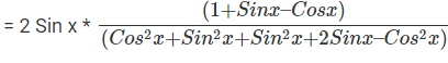 Trigonometry Questions with Answer Quant Notes | EduRev