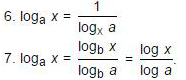 Logarithms - Important Formulas, Quantitative Aptitude GMAT Notes | EduRev