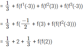 Algebra - Functions questions (Part - 1) Quant Notes | EduRev