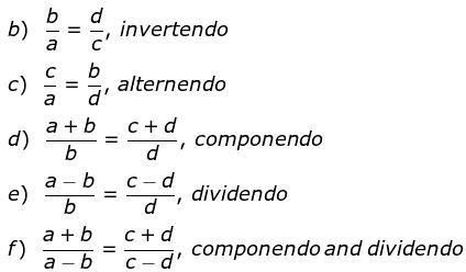 Formulae - Ratio & Proportion CAT Notes | EduRev