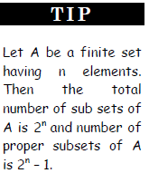 Sets - Examples (with Solutions), Algebra, Quantitative Aptitude Part 1 GMAT Notes   EduRev