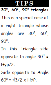 Triangles - Examples (with Solutions), Geometry, Quantitative Reasoning Quant Notes | EduRev