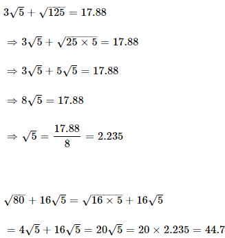 Square Root and Cube Root - Examples (with Solutions), Logical Reasoning LR Notes   EduRev