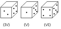Dice Reasoning Questions with Answers LR Notes | EduRev