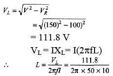 Alternating Current - Physics, Solution by DC Pandey NEET Notes   EduRev