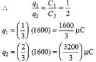 Capacitors - Physics, Solution by DC Pandey NEET Notes   EduRev