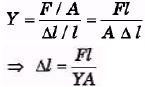 Elasticity - Physics, Solution by DC Pandey NEET Notes | EduRev