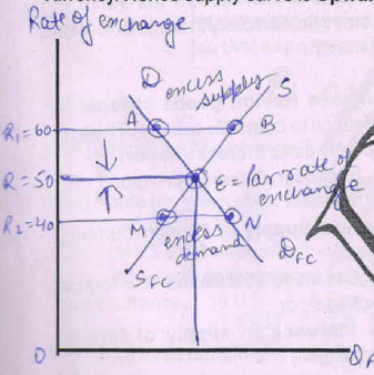 Chapter 13 - Foreign Exchange Rate - Chapter Notes, Macro Economics, Class 12 Commerce Notes | EduRev