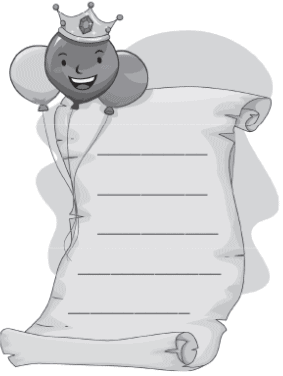 Worksheet 4 - A Smile/The Wind and the Sun Notes | EduRev