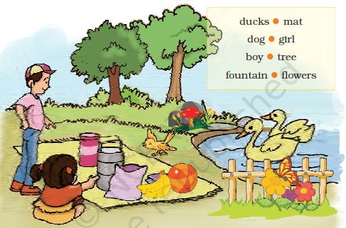 NCERT Solutions - The Little Fir Tree Class 4 Notes | EduRev