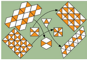 NCERT Solutions - Shapes And Designs Notes | EduRev