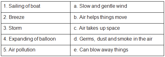 Worksheet: Air Around Us Notes   EduRev