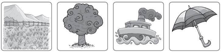 Worksheet 1 - Rain/Storm in the Garden Notes | EduRev