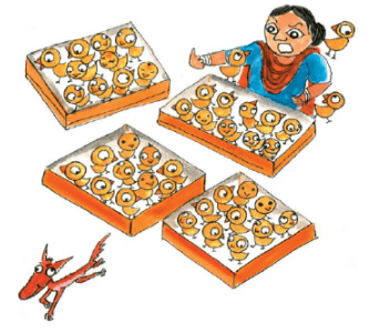 NCERT Solutions - Counting in Tens Notes | EduRev