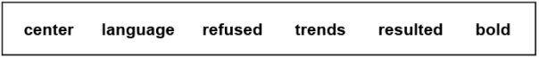 Worksheet 1 - Vocabulary Notes | EduRev