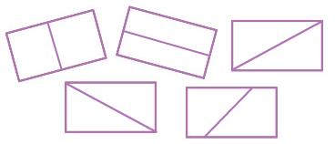 NCERT Solutions - Halves And Quarters Notes | EduRev