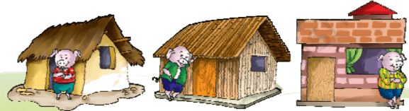Worksheet 1 - A Happy Child/ Three Little Pigs Notes | EduRev