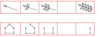 NCERT Solutions - Patterns Class 1 Notes | EduRev