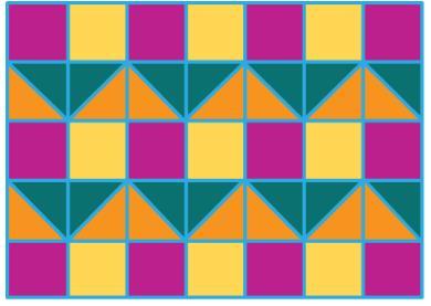 NCERT Solutions - Patterns Class 2 Notes | EduRev