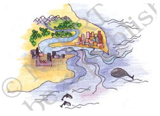 NCERT Solutions - A River's Tale Class 4 Notes   EduRev