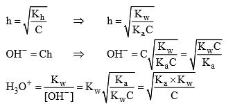 Ionic Equilibrium Introduction (Part-2) Chemistry Notes | EduRev