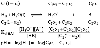 Ionic Equilibrium Introduction (Part-1) Chemistry Notes | EduRev