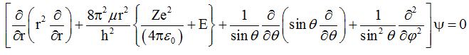 The Hydrogen Atom - Atomic Structure Chemistry Notes | EduRev