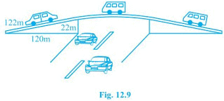 NCERT Solutions Chapter 12 - Heron's Formula (I), Class 9