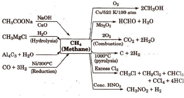 Aromatisation and Conformations of Alkanes Class 11 Notes | EduRev