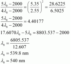 NCERT Solutions (Part - 2) - Structure of Atom Class 11 Notes | EduRev