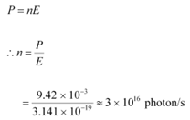 NCERT Solutions (Part - 1)- Dual Nature of Radiation and Matter Class 12 Notes | EduRev