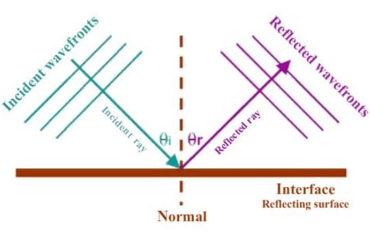 Theory - To verify the laws of reflections of sound, Physics, Science Class 9 Notes | EduRev
