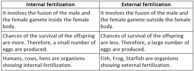 NCERT Solutions - Reproduction in Animals Class 8 Notes | EduRev