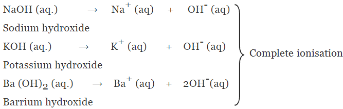 Overview of Acids and Bases Class 10 Notes | EduRev