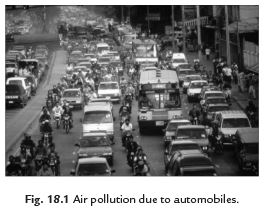 Long Answer Question - Pollution of Air and Water Notes | EduRev