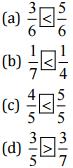 NCERT Solutions(Part - 2) - Fractions Class 6 Notes | EduRev
