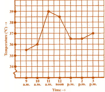 NCERT Solutions - Introduction to Graphs Class 8 Notes | EduRev