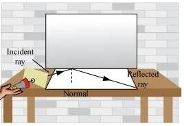 NCERT Solution (Part - 1) - Light Class 8 Notes | EduRev