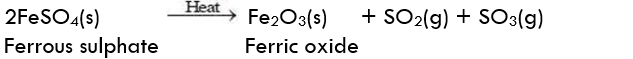 Previous Year Questions - Chemical Reactions and Equations Class 10 Notes | EduRev