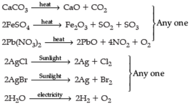Worksheet (2): Chemical Reactions and Equations Class 10 Notes | EduRev