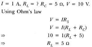 Short & Long Answer Question - Electricity Class 10 Notes | EduRev
