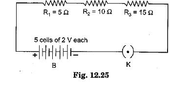 Previous Year Questions - Electricity Class 10 Notes | EduRev