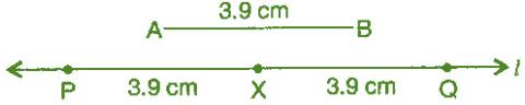 NCERT Solutions(Part - 1) - Practical Geometry Class 6 Notes | EduRev