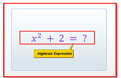 Chapter Notes - Algebraic Expressions Class 7 Notes | EduRev