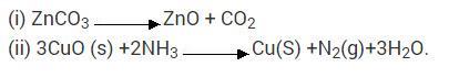 Short & Long Answer Question - Metals & Non-metals Class 10 Notes   EduRev
