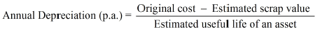 NCERT Solution (Part - 1) - Depreciation, Provisions and Reserves Commerce Notes | EduRev