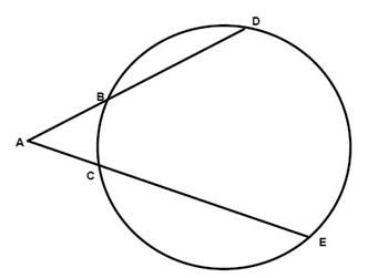 Circles - General Geometry Mathematics Notes | EduRev